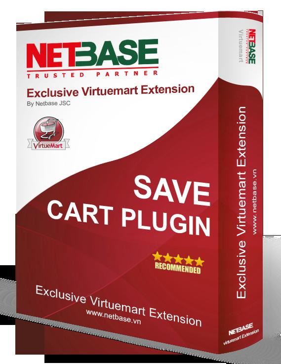 Virtuemart Save Cart plugin