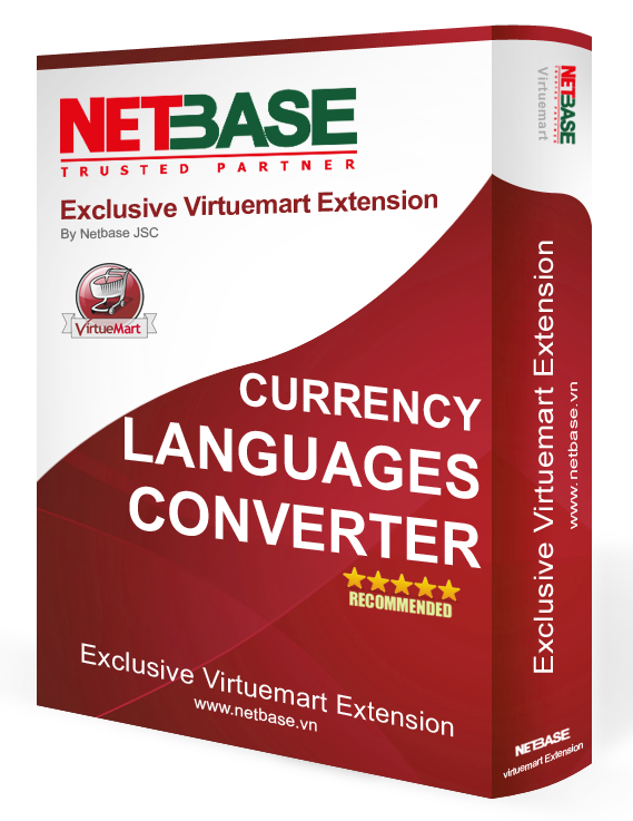 VIRTUEMART CURRENCY LANGUAGES CONVERTER