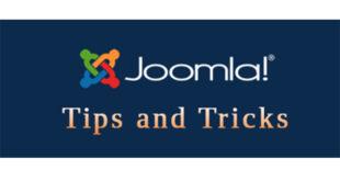 joomla-tips-and-tricks