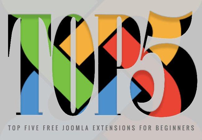top5-free-joomla-extensions